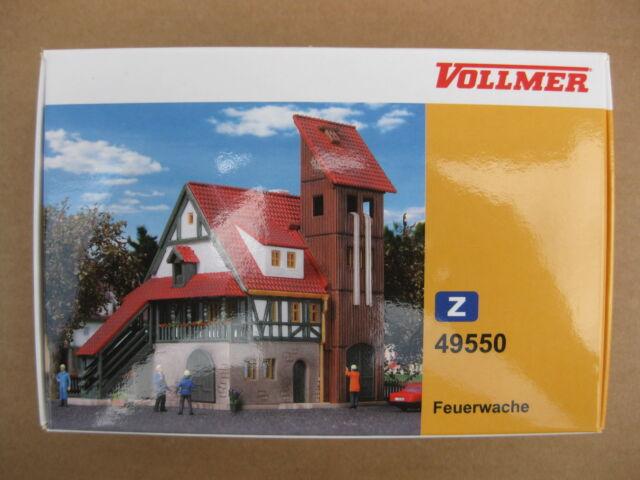 Z - Vollmer - ref.49550 - Parque de bomberos