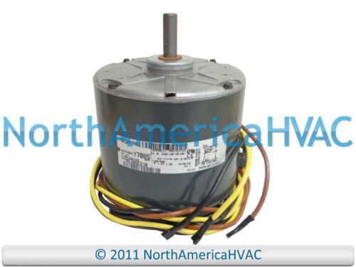 5KCP39KGY708S GE Genteq Carrier Bryant Heil ICP Condenser FAN MOTOR 1//4 HP