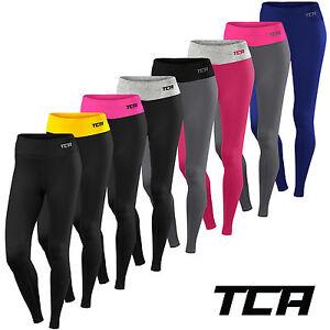 55e8656b1aafd Women's TCA Pro Performance Supreme High Waist Running Thick Tights ...