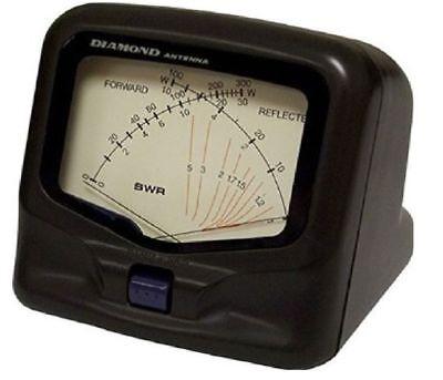 Diamond SX40C Compact VHF//UHF SWR Power Meter 144-470 MHz 300 Watts