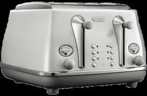 De-039-Longhi-CTOC4003W-Icona-4-Slice-Wide-Slot-Toaster-White-RRP-179-00