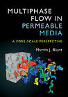 Multiphase Flow in Permeable Media: A Pore-Scale Perspective by Martin J. Blunt (Hardback, 2017)