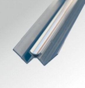 Image Is Loading 10mm CHROME PVC INTERNAL CORNER TRIM For Shower