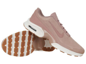 Details about Womens Nike Air Max Jewell SE Shoes Leather Pink Sneakers Casual Trainers