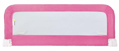 Länge von 66 cm 18 Monaten und 5 Jahren Safety 1st Tragbares Bettgitter rosa