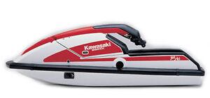 87 90 kawasaki jet ski 650sx watercraft service repair manual cd rh ebay com Kawasaki 650 SX Graphics 1989 kawasaki 650 sx repair manual