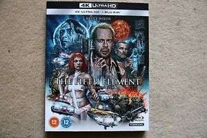 4K BLU-RAY  THE FIFTH ELEMENT   BRAND NEW SEALED UK STOCK