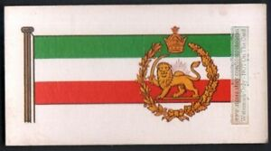 Flag-And-Standard-Banner-For-Iran-c50-Y-O-Trade-Ad-Card