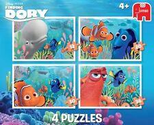 Kinderpuzzle 20 + 35 + 50 + 70 Teile - Findet Nemo: Findet Dori (Puzzlebox) von