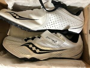 4946459743ca Saucony Spitfire 2 Men s Racing Spike Track Shoe Size 11 ...