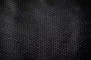 Black-330D-Nylon-Honeycomb-Ripstop-Outdoor-Fabric-62-034-W-Coated-Cordura-DWR