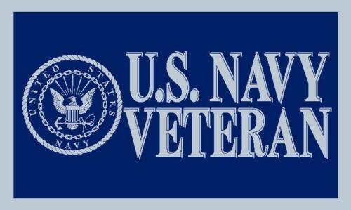Navy Retired Banner Premium FAST USA SHIPPING 3x5 Navy Veteran Flag U.S
