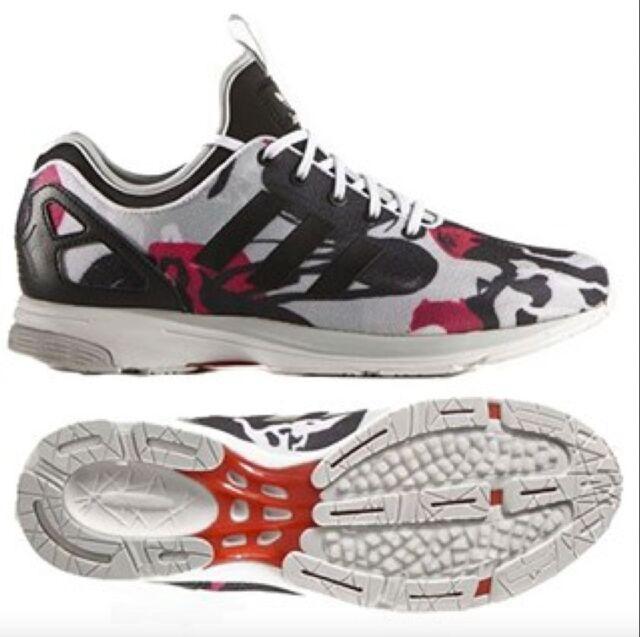 BN~Adidas ZX FLUX TECH NPS Running 8000 Boost gym Shoe ADIZERO Trainer~Men