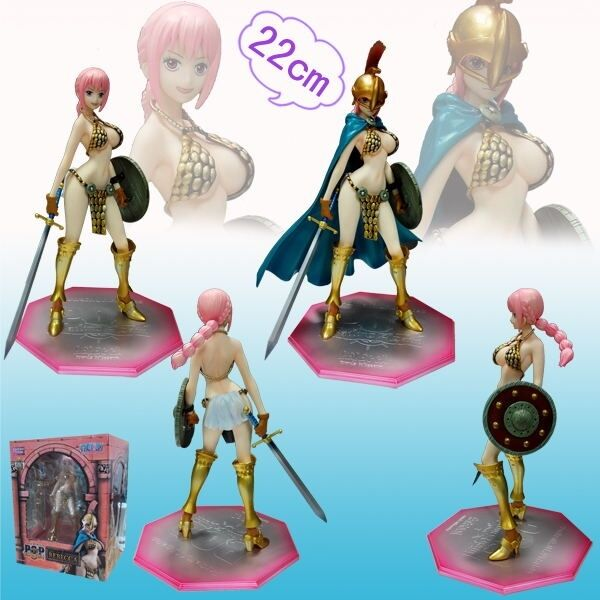 ONE PIECE/ FIGURA REBECCA 23 CM-ANIME FIGURE P.O.P. SAILING  AGAIN 9