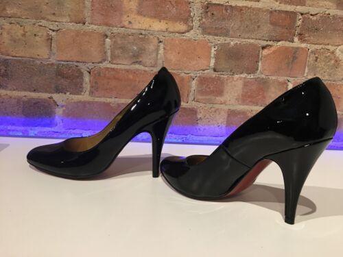 Lalo Soluzione Heel Classic Uk Logo 39 Black 6 High 69 Shoes 1KJFcl