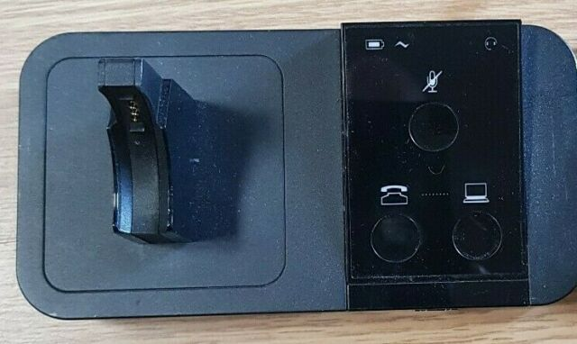 Jabra 9400bs Pro Series Headset 9400 Base Station Untested For Sale Online Ebay