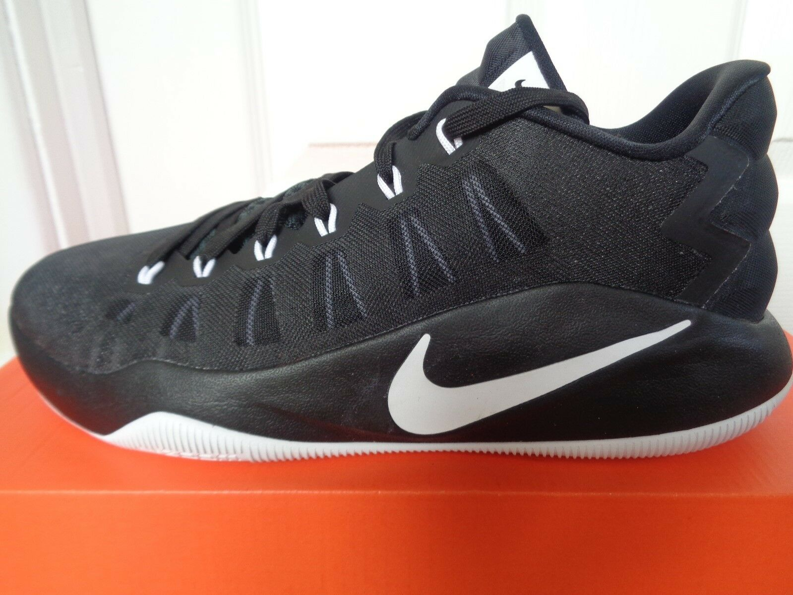 Nike Hyperdunk 2018 Low homme trainers sneakers 844363 001 uk 9 eu 44 us 10 NEW