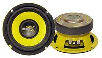Pyle 6.5 Inch 300 Watt Car Audio Pro Bass Mid Range Woofer Stereo 1 Speaker