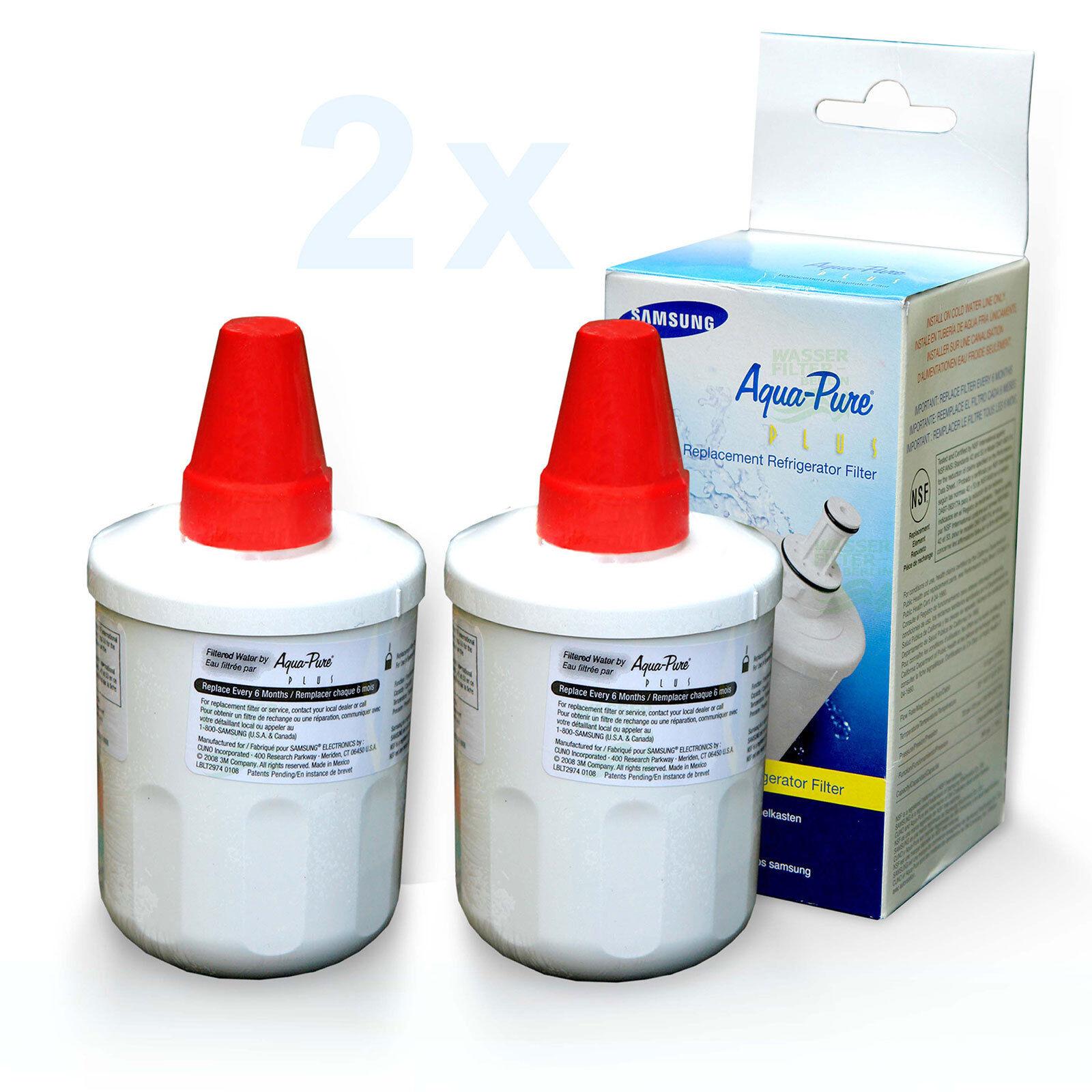 2x Samsung Filtri Hafin 2 ORIG da29-00003g Filtres da29-00003b Filtre à Eau (75,00