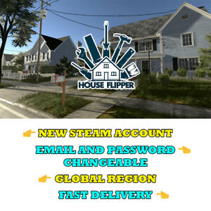 House-Flipper-New-Steam-Account-Global-Region-Fast-Delivery