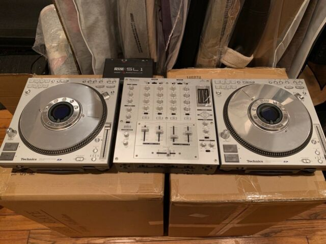 technics sl 1210mk5 dj turntable for sale online ebay. Black Bedroom Furniture Sets. Home Design Ideas