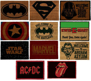 La-Guerre-Des-Etoiles-Batman-Superman-Marvel-DC-Comics-Paillasson-amp-Officiel