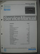Philips 70 FR070 Receiver Service Manual