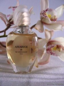 Amarige de Givenchy EDT Spray Perfume Scent ~ 0.5 Oz ~ 15ml ~ Eau de Toilette