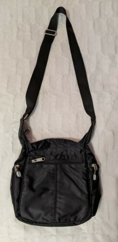 Ebags BLACK VILLA CROSSBODY BAG Everyday or Travel