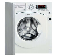Hotpoint Bhwdd74 Built In Washer Dryer
