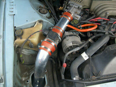 Filter BCP BLACK 94-95 Ford Mustang 5.0L V8 Cold Air Intake Racing System