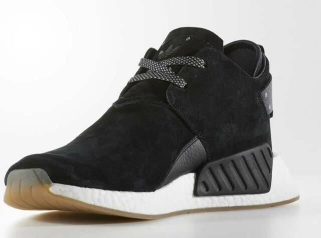 Size 7 - adidas NMD C2 Suede 2017