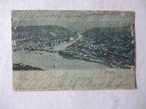 Ansichtskarte-Bingen-1903-Vollmond