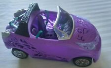 Mattel 2012 Monster High Scaris City Of Frights Convertible Car Purple