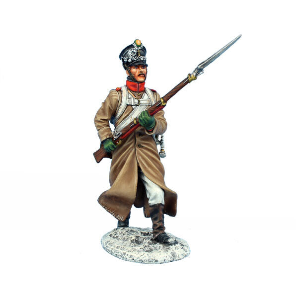 First Legion  NAP0636 Russian Vladimirsky Musketeer Advancing