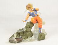 Bandai Dragon Ball Z Imagination Figure 5 - Super Saiyan Son Goku Us Seller