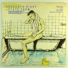 """7"""" Single - Yazoo - Nobody's Diary - S1368 - washed & cleaned"""