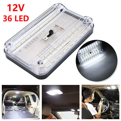 1 stk 36 led dachleuchte innenraum beleuchtung auto dachlampe leuchte 12v set ebay. Black Bedroom Furniture Sets. Home Design Ideas