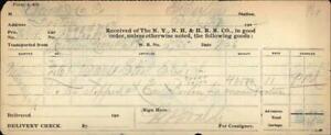 1902 Boston Massachusetts (MA) N.Y.,N.H. & H. R. R. CO.
