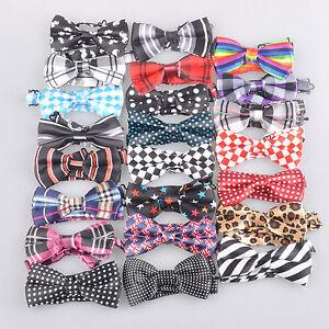 Fashion-Mens-Tie-Hot-Sale-Adjustable-Bow-Tie-Pre-Tied-Wedding-Bow-Tie
