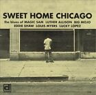 Sweet Home Chicago [Delmark] by Various Artists (CD, Aug-1994, Delmark (Label))