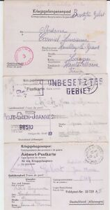 GERMANY-WW-II-STALAG-POW-COVER-COLLECTION-2