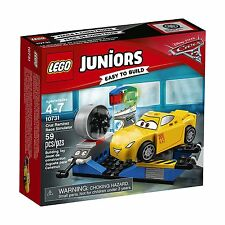 LEGO Juniors - Cruz Ramirez Race Simulator Building Set 10731 NEW NIB