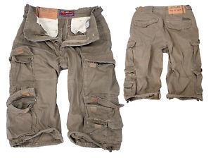 JET LAG Herren Cargo Shorts Kurze Hose Short Bermuda 3 //4 Sommer 007 B NEU
