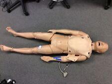 Laerdal Megacode Kelly Airway Management Intubation Full Body Manikin Training