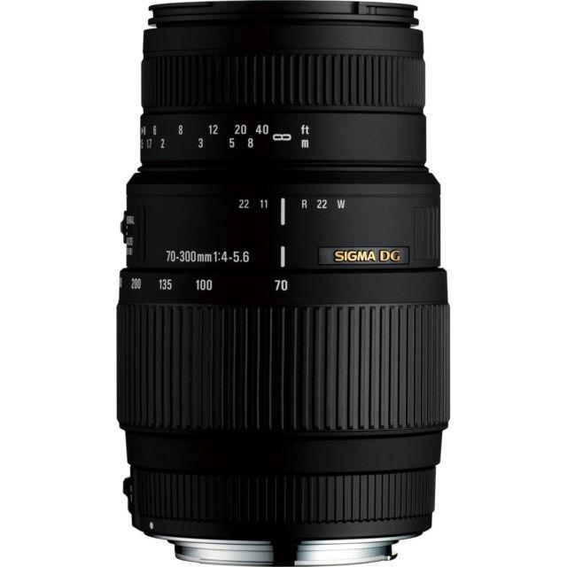 Sigma 70-300mm F/4.0-5.6 DG OS für Canon - Vom Fachhändler