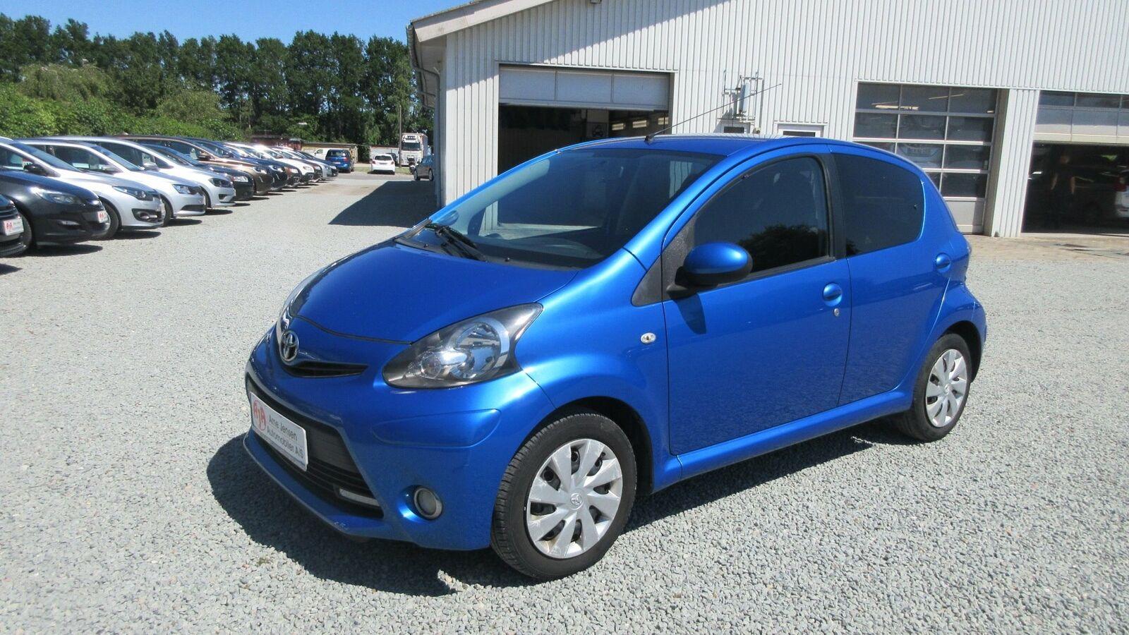 Toyota Aygo 1,0 VVT-i T3 5d - 39.000 kr.