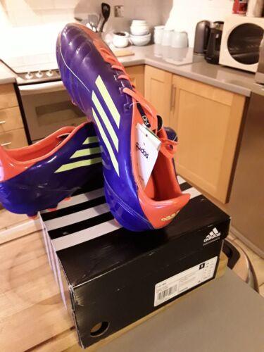 12 Football Adidas Scarpe 2 da Studed F10 Mens Purple Uk da ginnastica Scarpe Mg 1 calcio Boots qU6gx8xH