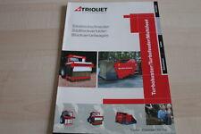 128232) Trioliet Turbobuster Turbofeeder Multifeed Prospekt 200?