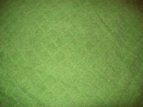GREEN CUDDLE  fleece print fabric fleece girl  boy personalized Blanket 36x30